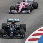 Hamilton trionfa anche nel GP di Catalogna
