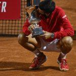 Djokovic vince per la quinta volta gli internazionali di Roma