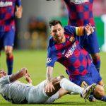 Il Barcellona di Messi travolto dal Bayern Monaco 8-2