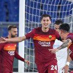 La Roma ha travolto ilCluji5-0 all'Olimpico
