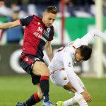 Amichevole Cagliari-Roma 2-2: cronaca e tabellino. Si fa male Perotti
