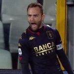 """Genoa, Criscito: """"Sfavoriti, ma vogliamo vincere contro l'Inter"""""""