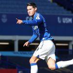 Premier League - Everton-WBA, 5-2: dominio delle Toffes nel segno di James e Lewin