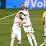 """Real Madrid, Sergio Ramos: """"Felici per la vittoria, ecco cosa mi ha detto Handanovic"""""""