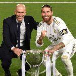 Real Madrid, le ultime sul futuro di Sergio Ramos