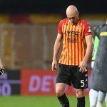 Benevento, Inzaghi spera nel recupero di Caldirola