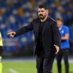 """Napoli-Inter, Gattuso: """"Abbiamo ricominciato da dove avevamo finito"""""""