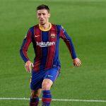 Barcellona, distorsione alla caviglia destra per Lenglet