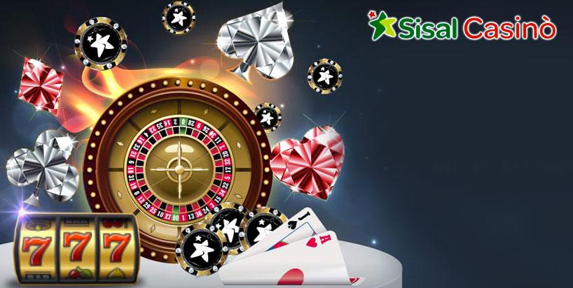 sisal casino online