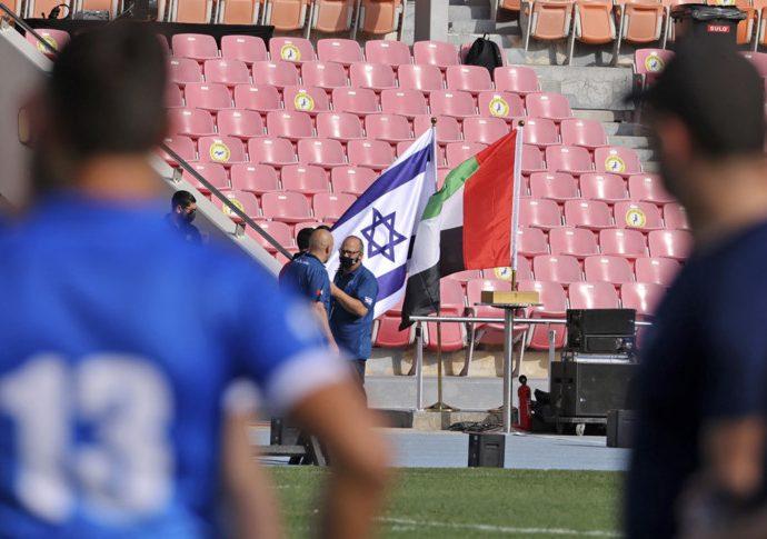 Israele ed Emirati la pace del rugby