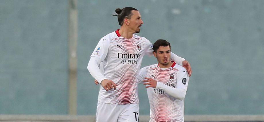 Fiorentina - Milan 2-3