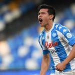 Napoli, quando rientra Lozano? I tempi di recupero