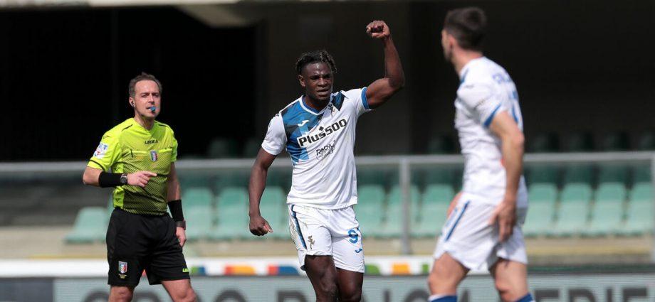 Verona-Atalanta 0-2