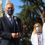 """FIGC, Gravina: """"Il calcio è pronto ad aiutare per i vaccini. E sul protocollo…"""""""