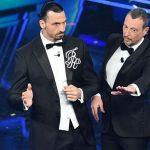 "Amadeus: ""Ecco le differenze tra Ronaldo e Ibrahimovic a Sanremo"""