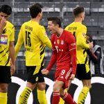 Bayern Monaco-Borussia Dortmund 4-2: gol e highlights