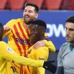 Liga, il Barcellona non sbaglia in attesa del derby di Madrid