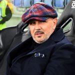 """Bologna, Mihajlovic: """"Non meritavamo di perdere. Su Barrow…"""""""