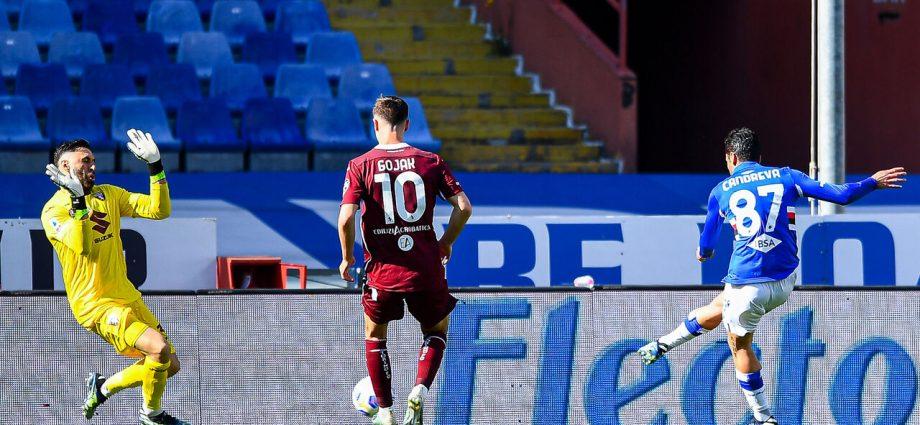 Sampdoria-Torino 1-0