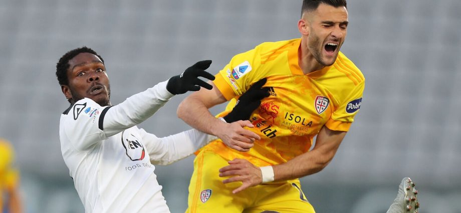 Spezia-Cagliari 2-1