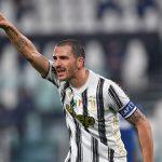 Juventus: Bonucci guarito dal Coronavirus