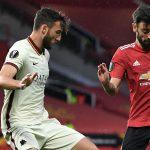 """United-Roma, Cristante: """"Dovevamo essere compatti, siamo rimasti alti"""""""