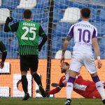 Sassuolo-Fiorentina 3-1: cronaca, tabellino e voti del fantacalcio