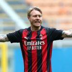 "Milan, Kjaer: ""Sono fiducioso, ma la Juve è sempre la Juve"""