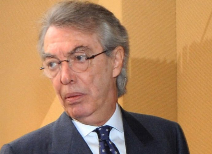 Massimo Moratti dona lo stipendio ai suoi operai in difficoltà