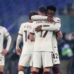 Roma: le ultime in vista della Lazio