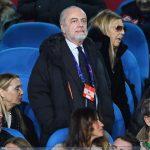 """De Laurentiis: """"Superlega? Agnelli e Perez hanno sbagliato. Sulla Nazionale…"""""""
