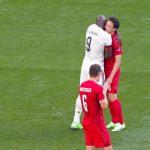 Danimarca-Belgio si ferma al 10′ per Eriksen