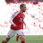 Euro 2020, finalmente Eriksen: ecco il messaggio sui social del danese
