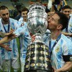 Argentina conquista la Coppa America