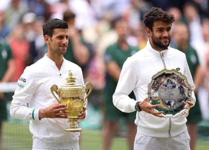 Djokovic vince i primi 3 Slam dell'anno