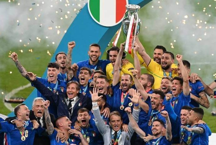 Italia al quarto posto nel ranking FIFA