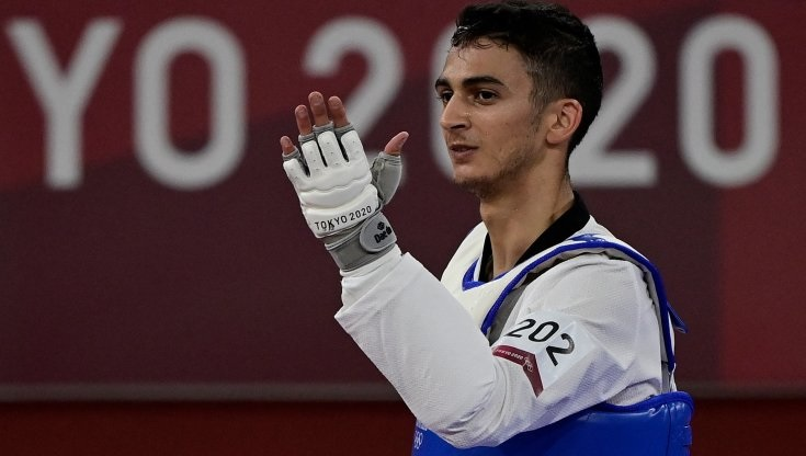 Prima medaglia per l'Italia ai giochi olimpici