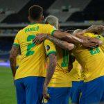 Coppa America: Brasile vola in finale
