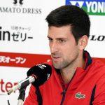Djokovic stella delle Olimpiadi: l'assenza del pubblico è un problema