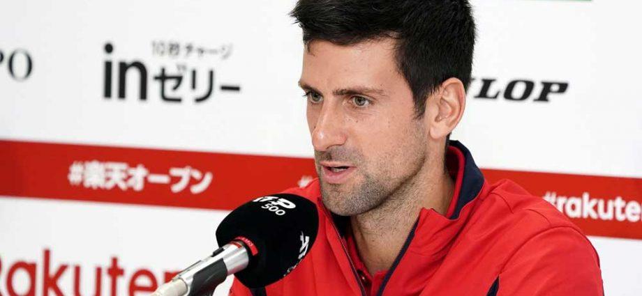 Djokovic stella delle Olimpiadi