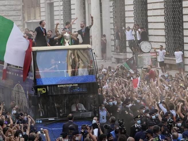 il bus era stato vietato