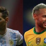 Messi contro Neymar alla finale di Coppa America
