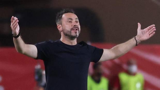 Si concludono i playoff di Champions League - soddisfatto De Zerbi