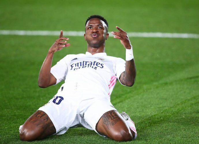 Vinicius strappa un pareggio per il Real Madrid
