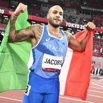 Jacobs nell'Olimpo dell'atletica