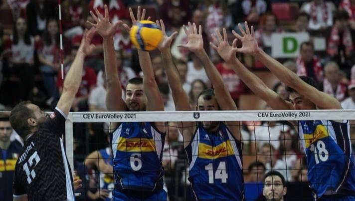 Campioni d'Europa anche nella pallavolo maschile