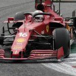 Charles Leclerc partirà ultimo nel Gran Premio di Russia