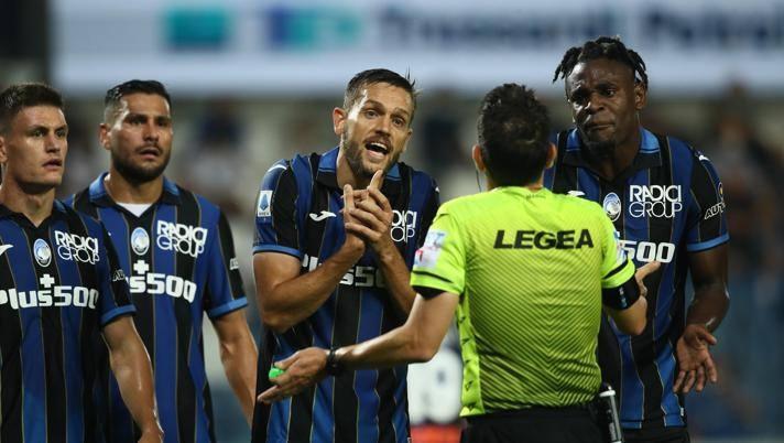 Decisivo l'intervento del VAR su Atalanta-Fiorentina