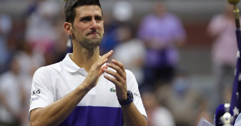 Grande Slam sfumato per Djokovic