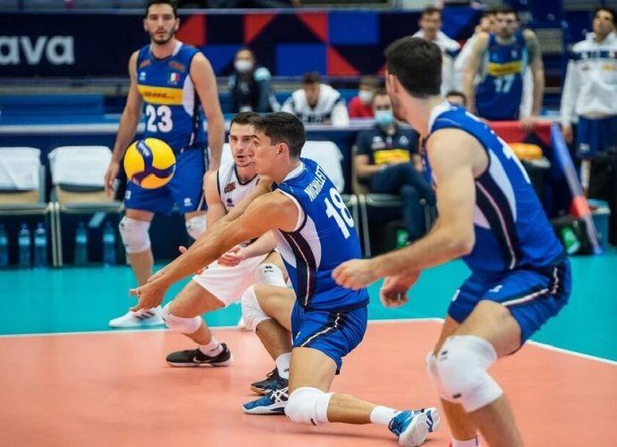 Si punta alla finale negli europei di pallavolo maschile